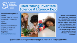 Young Inventors Science and Literacy Expo