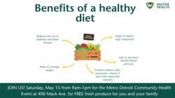 Metro Detroit Community Health Fair