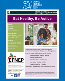 Eat Health Be Active