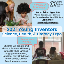Young Inventors Expo