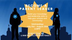 Parent Leadership Training