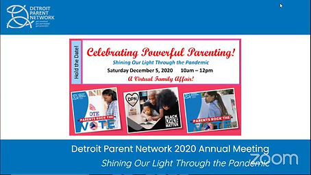 2020 Annual Meeting: Shining Our Light Through the Pandemic - Recorded Dec. 5, 2020 at 10:00am.