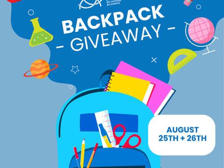DPN Back-To-School Backpack Giveaway!