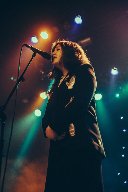lucy dacus - print
