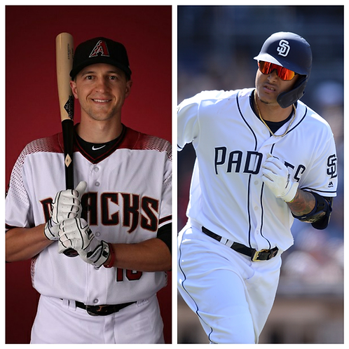 copy of Diamondbacks vs Padres - 6/26/21