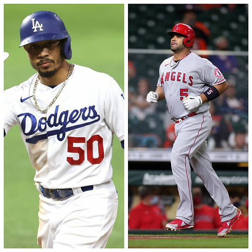 Dodgers vs Angels  - 5/9/21