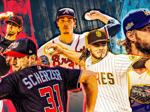 How good is MLB pitching?