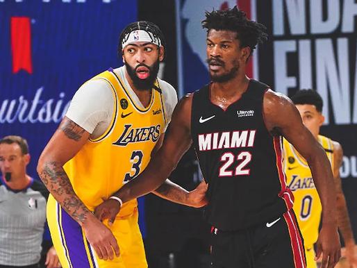 Sunday ECSI FREEBIE - HEAT VS. LAKERS NBA FINALS