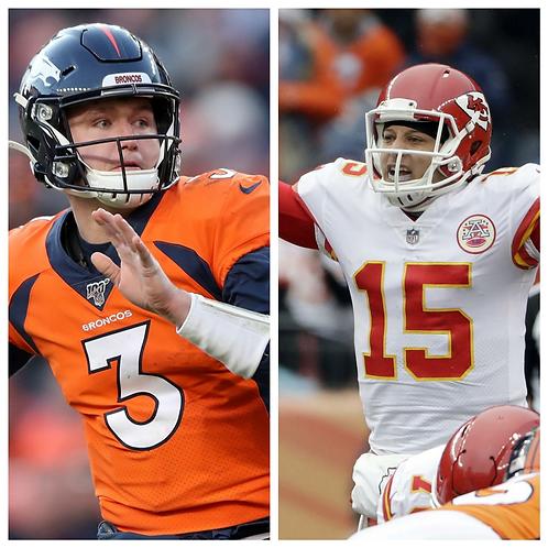 Broncos vs Chiefs - 12/6/20