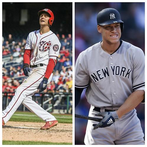 Nationals vs Yankees - 5/8/21