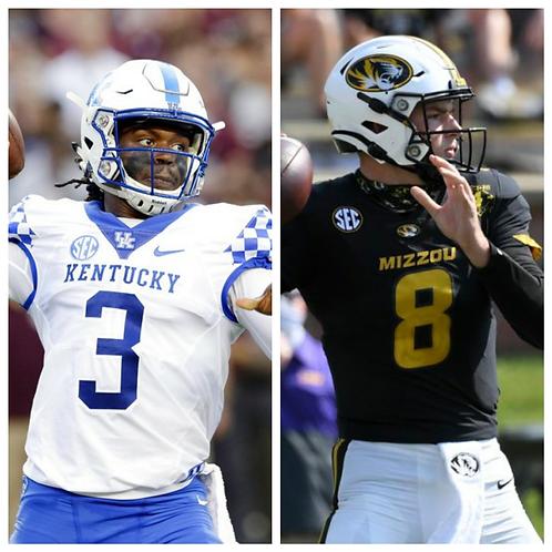 Kentucky vs Missouri  - 10/24/20