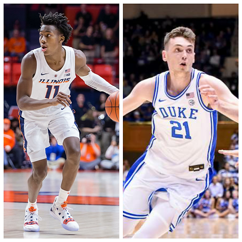 Illinois vs Duke - 12/8/20