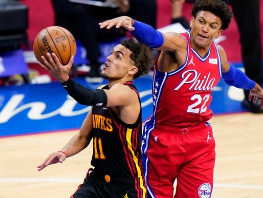 NBA PLAYOFFS FREEBIE