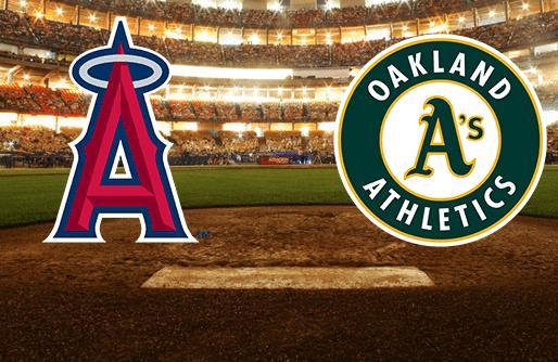 Los Angeles Angels vs Oakland A's - Free Pick