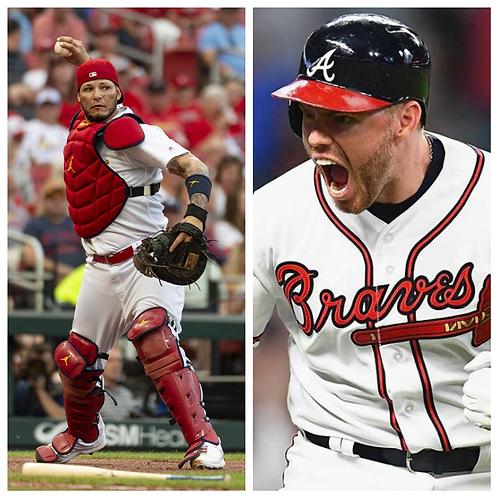 Cardinals vs Braves - 6/18/21