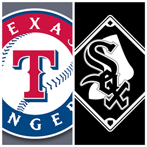 copy of copy of Rangers vs White Sox - 4/25/21