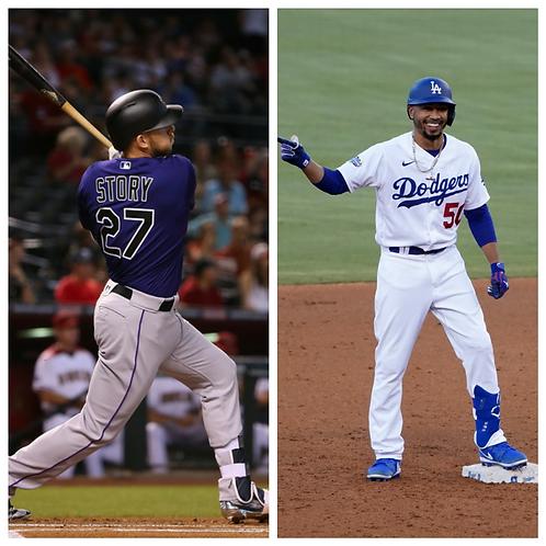 Colorado vs Dodgers - 4/15/21