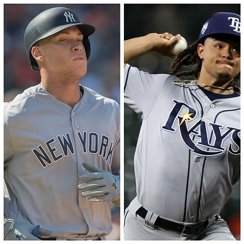 Yankees vs Rays - 4/10/21