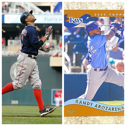 Red Sox vs Rays - 8/1/21
