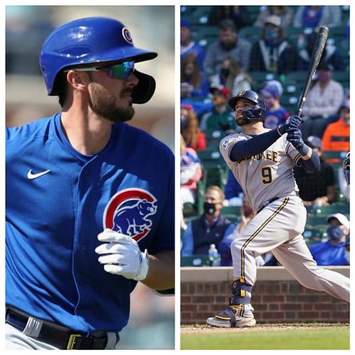 copy of copy of Cubs vs Brewers - 6/30/21