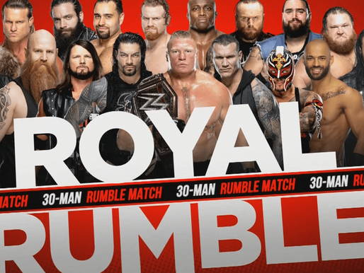 2020 Royal Rumble Preview & Predictions
