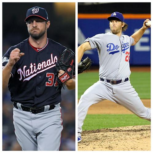 Nationals vs Dodgers - 4/11/21