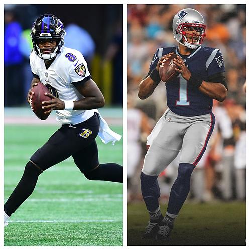 Ravens vs Patriots - 11/15/20