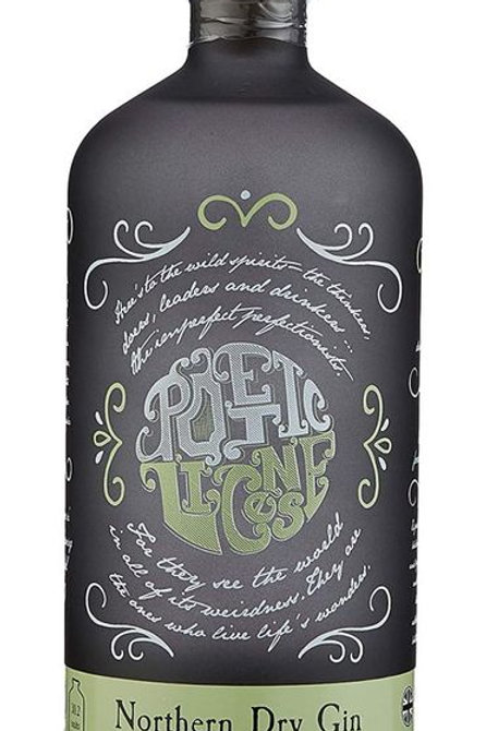 Poetic License Northern Dry Gin 43,2%