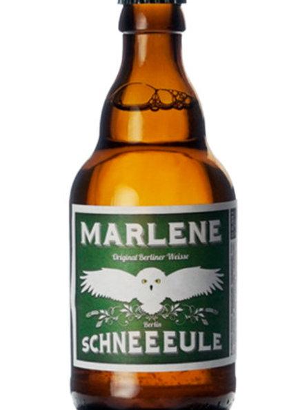 Marlene Schneeule Original Weisse Berliner