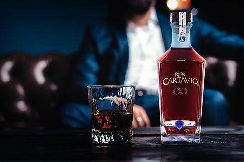 Cartavio XO 18 års Rom Peru 40% 75 cl.