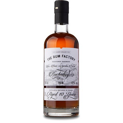 The Rum Factory 10 years 41% 70 cl.