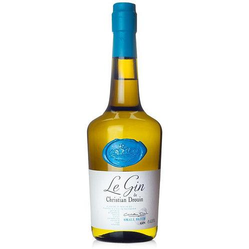 Le Gin Christian Drouin  Gin  42% 70 cl.