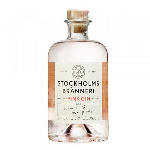 Stockholms Bränneri Pink Gin 50 cl. 40%
