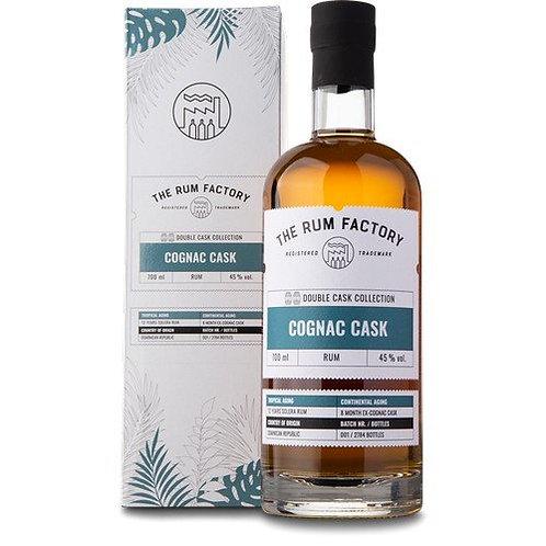 The Rum Factory Cognoac Cask