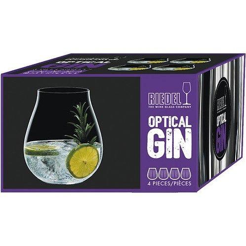 RIEDEL OPTICAL O GIN GLAS 4 STK.