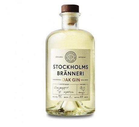 Stockholms Bränneri Oak Gin 50 cl. 45%
