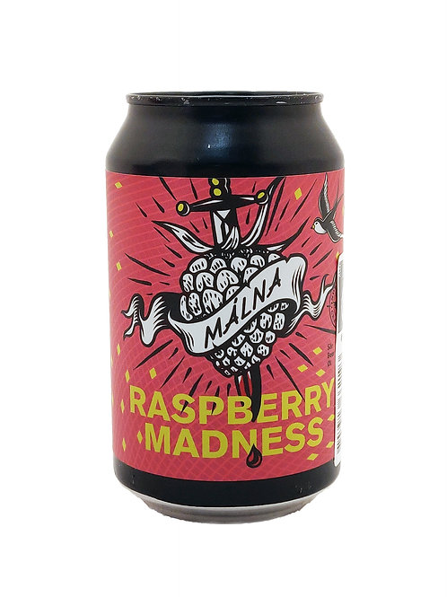 Mad Scientist Double Raspberry Madness, 44 cl ds