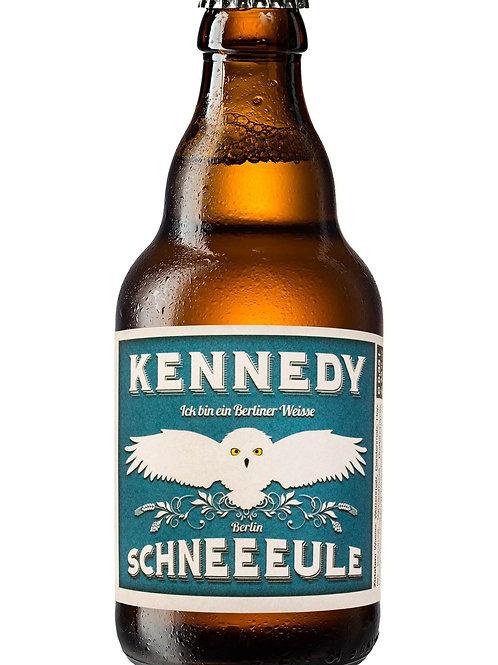 Schneeeule Kennedy, 33 cl flaske