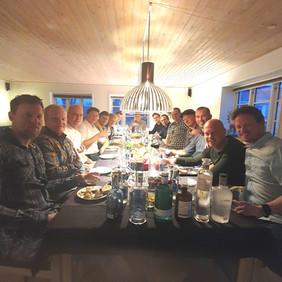 SKØN smagning hos et par friske fyrer udenfor Silkeborg. Tak for sangen drenge!