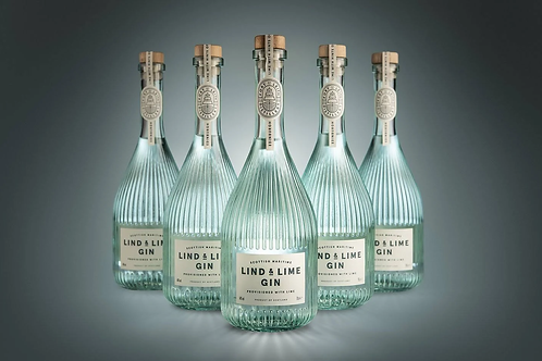 Lind Lime Gin 44% 70 cl.