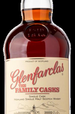 GLENFARCLAS FAMILY CASK 1970 55,5% no. 2033 70 cl.