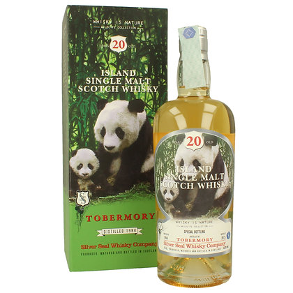 Silver Seal Tobermory 20 years