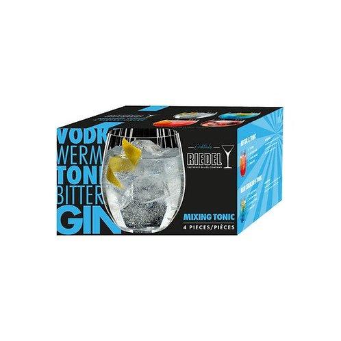 Riedel Tonic Mixing Glas Sæt 5515/90