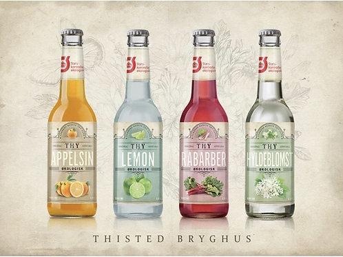 Thy Sodavand fra Thisted Bryghus