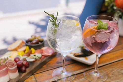 Gin og Tapas smagning Århus