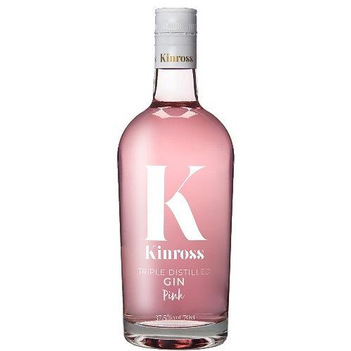 Kinross Pink Gin 40% 70 cl.