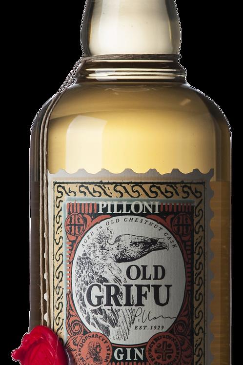 Old Grifu  Silvio Carta Matured 42% Gin