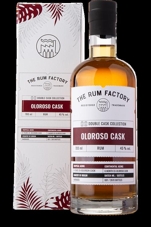 The Rum Factory Oloroso Cask 45 % 70 cl.