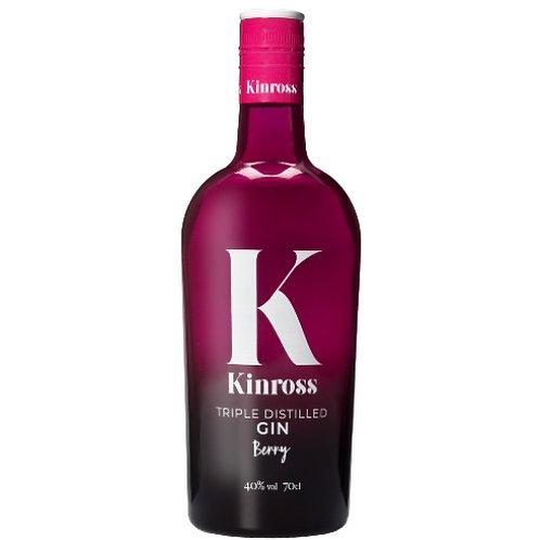 Kinross Berry Gin 40% 70 cl.
