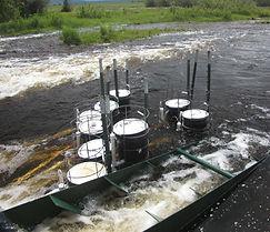 In-stream remote site incubators (RSIs)